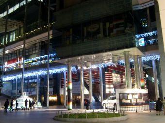 日本テレビ大屋根広場