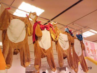 リラの洗濯物