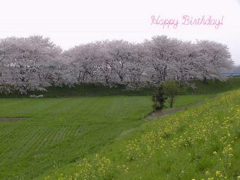 3月29日生まれの皆さん、お誕生日おめでとう!