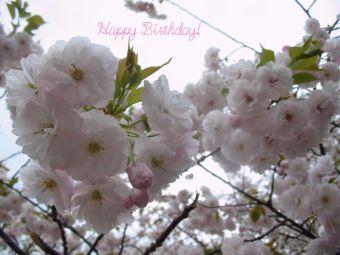 3月30日生まれの皆さん、お誕生日おめでとう!