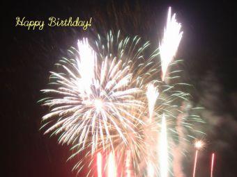 8月28日生まれの皆さん、お誕生日おめでとう!