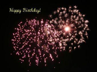 8月29日生まれの皆さん、お誕生日おめでとう!
