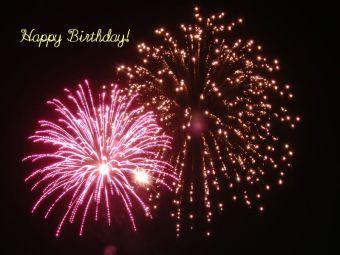8月30日生まれの皆さん、お誕生日おめでとう!