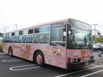 リラックマバス3号車 01