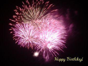 9月29日生まれの皆さん、お誕生日おめでとう!