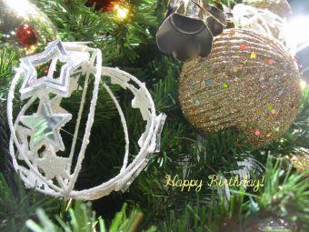 12月2日生まれの皆さん、お誕生日おめでとう!