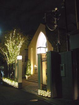 南青山ル・アンジェ教会01