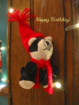 12月27日生まれの皆さん、お誕生日おめでとう!