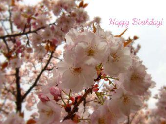 3月18日生まれの皆さん、お誕生日おめでとう!