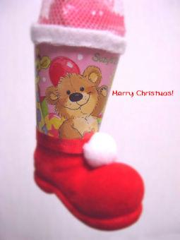 スージー・ズーのクリスマス・ブーツ