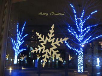 晴海トリトンスクエア(ひとひらの雪).jpg