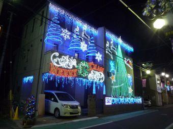 レインボーロード(蕨市)☆旧中仙道側