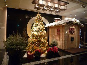 ホテルニューオータニ☆サンタクロースハウス