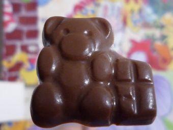 プレゼントとクマ