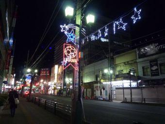 JR浦和駅西口☆県庁通り