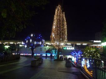 JR東川口駅前