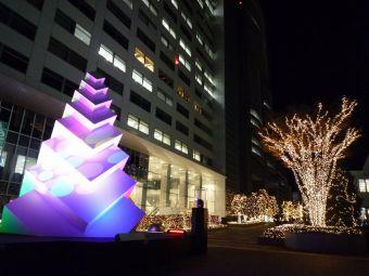 新宿サザンテラス☆新宿サザンテラス広場