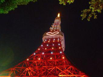 東京タワー☆クリスマス・ライトダウンストーリー
