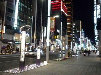 ヒカリミチ2014☆ヤマハ銀座ビル前
