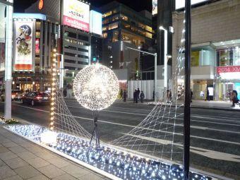 ヒカリミチ2014☆銀座四丁目