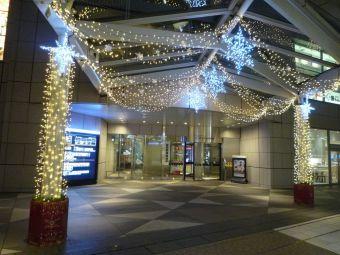汐留シティセンター☆地下2階