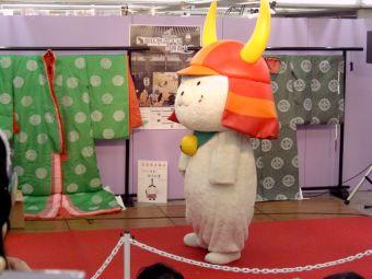 ひこにゃん@2008近江・びわ湖観光キャンペーン01