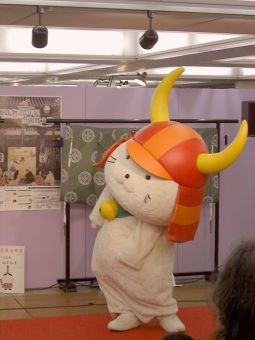 ひこにゃん@2008近江・びわ湖観光キャンペーン05