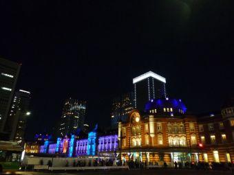 東京駅メモリアルライトアップ05