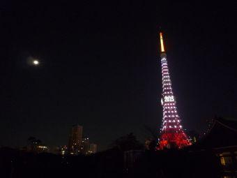 2015西暦表示の東京タワー03