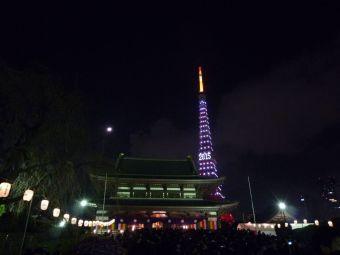2015西暦表示の東京タワー04