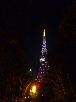2015西暦表示の東京タワー08