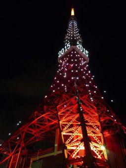 2015西暦表示の東京タワー16