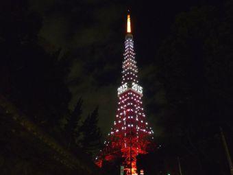 2015西暦表示の東京タワー20