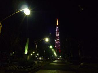 2015西暦表示の東京タワー25