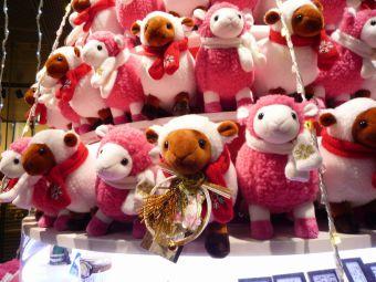 東京国際フォーラム羊ツリー03