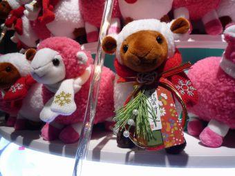 東京国際フォーラム羊ツリー09