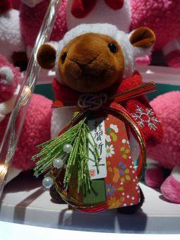 東京国際フォーラム羊ツリー13