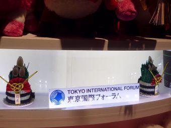 東京国際フォーラム羊ツリー17
