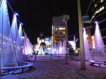 武蔵野イルミネーション(吉祥寺駅北口)