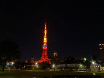 「2015」表示の東京タワー03