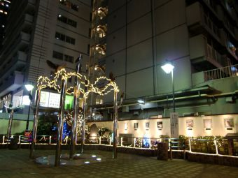 元池袋史跡公園02